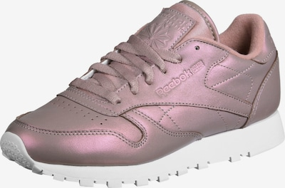 Reebok Classics Sneaker 'Classic Leather Pearlized W' in rosa, Produktansicht