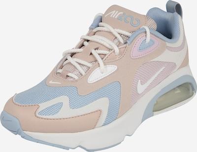 Nike Sportswear Nízke tenisky 'Air Max 200' - svetlomodrá / ružová / biela, Produkt