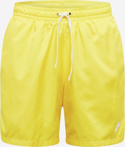 Nike Sportswear Plavecké šortky - žlutá, Produkt