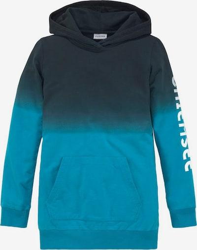 CHIEMSEE Sweatshirt in blau / nachtblau, Produktansicht
