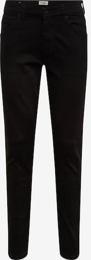 Džinsai 'Larston' iš WRANGLER , spalva - juodo džinso spalva: Vaizdas iš priekio