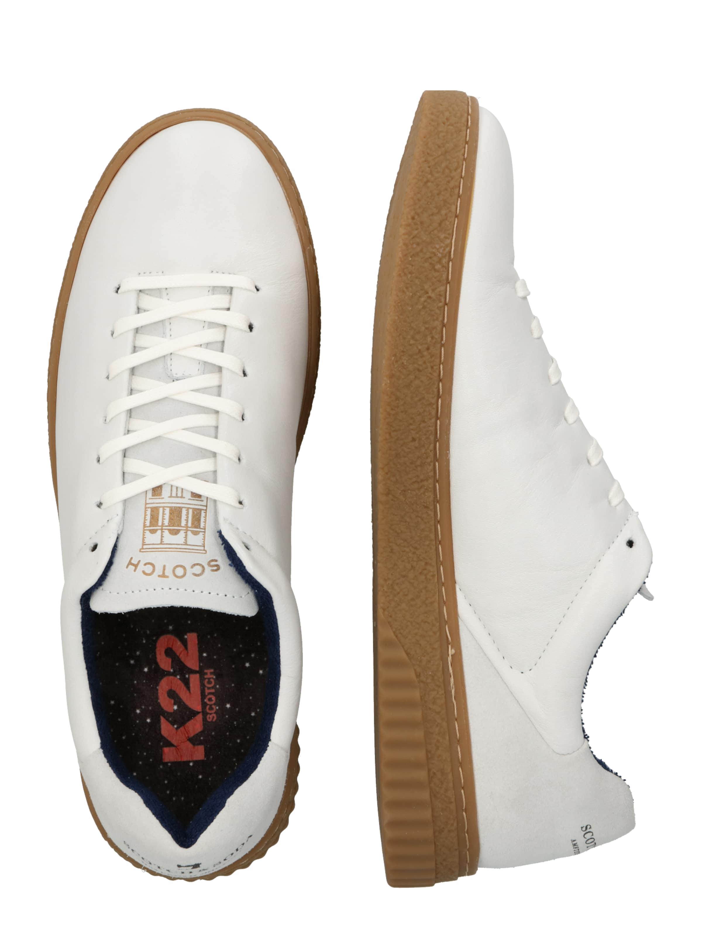 Sneaker 'brilliant' Soda Scotchamp; In Offwhite RLq435Aj