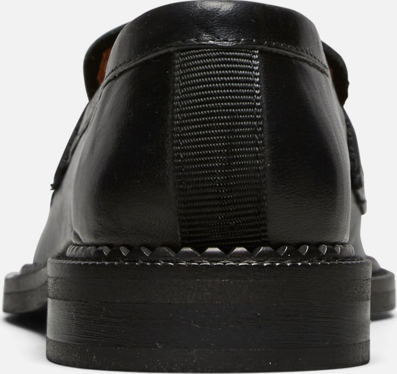 Selected Femme Leather Low Shoes
