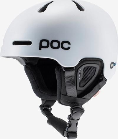 POC Skihelm 'Fornix' in schwarz / weiß, Produktansicht