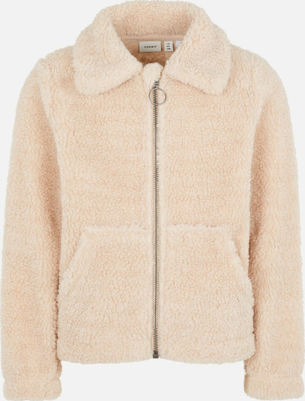 NAME IT Jacke in champagner, Produktansicht