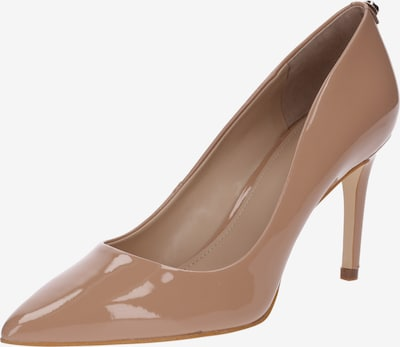 GUESS Pumps in camel: Frontalansicht