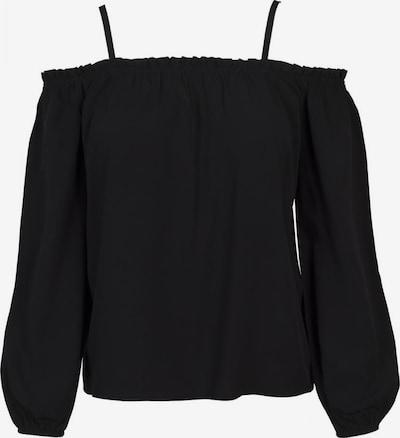 Urban Classics T-shirt en noir, Vue avec produit
