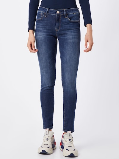 Mavi Jeans 'Adriana' in blue denim, Modelansicht