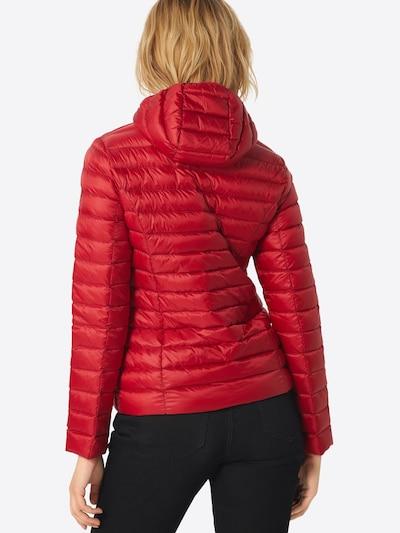 JOTT Jacke 'Cloé' in rot: Rückansicht