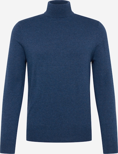 Pulover BURTON MENSWEAR LONDON pe albastru, Vizualizare produs