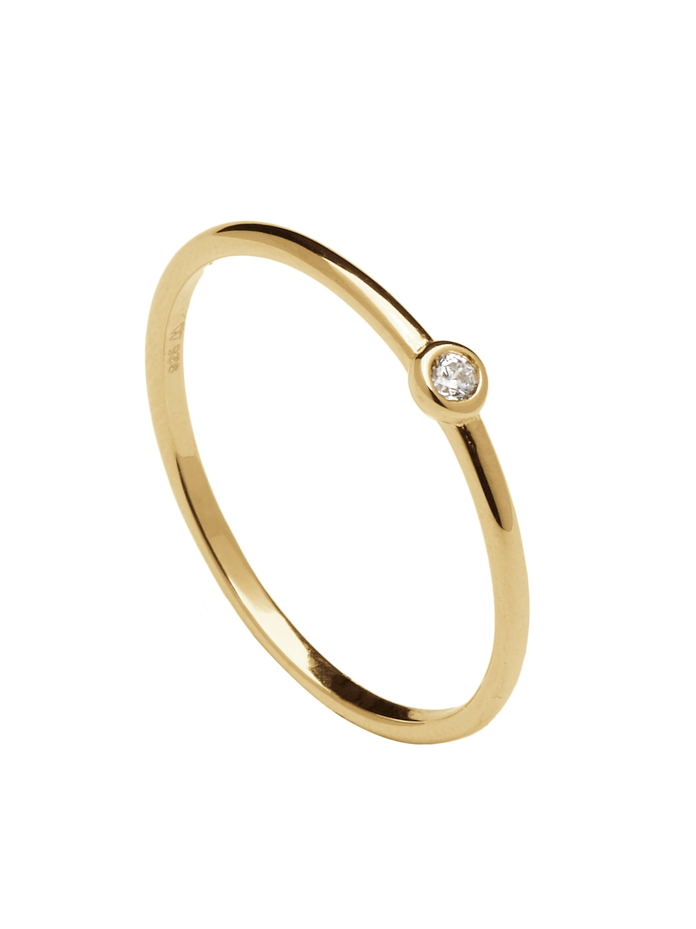 P Paola 'classic' In Gold Ring D wv8N0mn