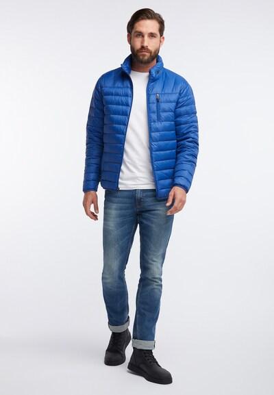 Hawke & Co Daunenjacke in blau, Produktansicht
