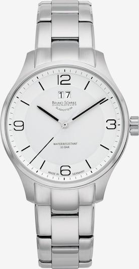 Bruno Söhnle Uhr 'Padua' in silber / weiß, Produktansicht