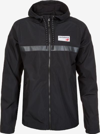 new balance Jacke in schwarz, Produktansicht