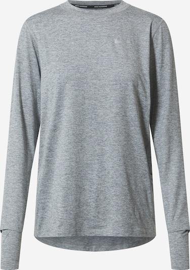 NIKE T-shirt fonctionnel 'Element' en gris / gris chiné, Vue avec produit