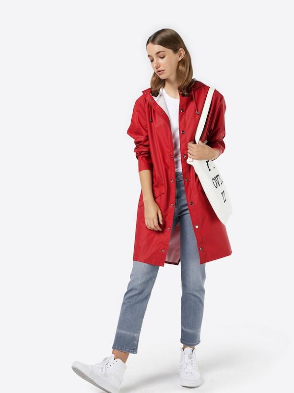 Rains Long-coat With Hood
