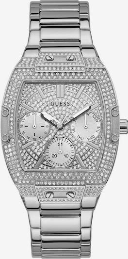 GUESS Analoog horloge 'RAVEN, GW0104L1' in de kleur Zilver, Productweergave