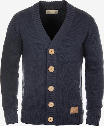 !Solid Cardigan 'Payton' in blau, Produktansicht
