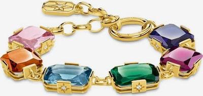 Thomas Sabo Armband 'A1911-996-7-L19v' in gold / mischfarben, Produktansicht
