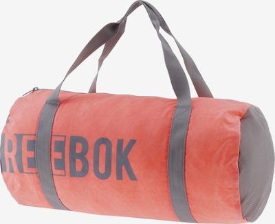 REEBOK Sporttasche in graumeliert / lachs, Produktansicht