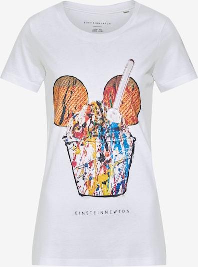 Tricou 'Ice Mouse' EINSTEIN & NEWTON pe mai multe culori / alb, Vizualizare produs