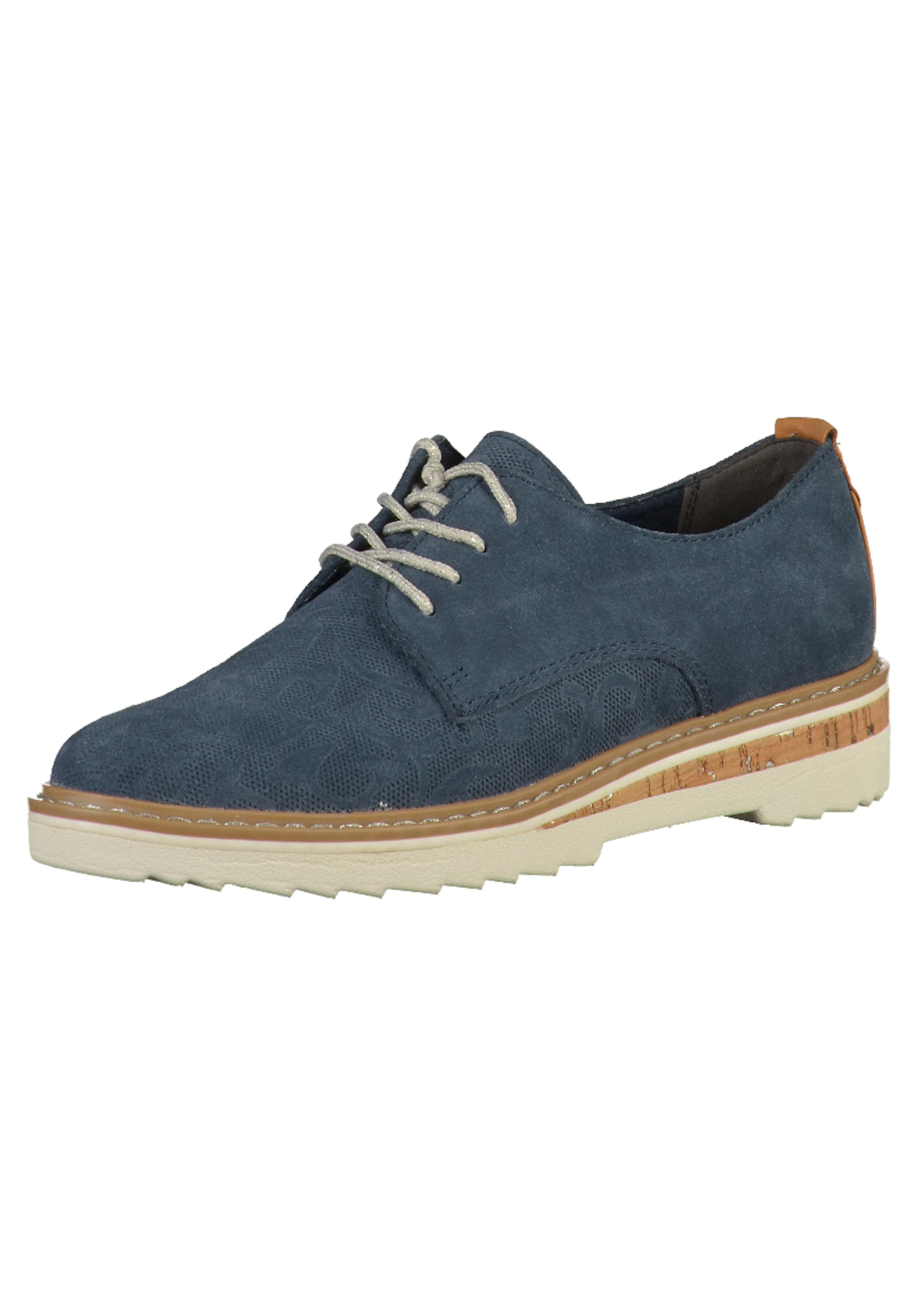 MARCO TOZZI Halbschuhe Verschleißfeste billige Schuhe