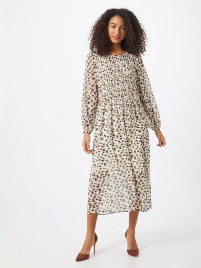 Love Copenhagen Kleid  'LizLC' in beige / mischfarben, Modelansicht