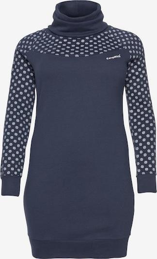 KangaROOS Sweatkleid in navy, Produktansicht