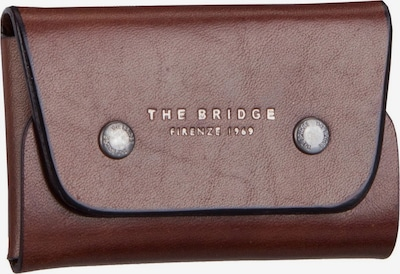 The Bridge Kreditkartenetui ' Kallio 1207 ' in braun, Produktansicht