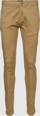 !Solid Chino 'Joe Crisp' in Sand