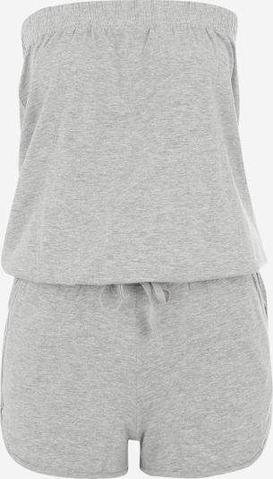 Urban Classics Jumpsuit 'Hot' in de kleur Grijs gemêleerd, Productweergave