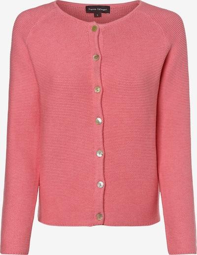 Franco Callegari Strickjacke in pink, Produktansicht