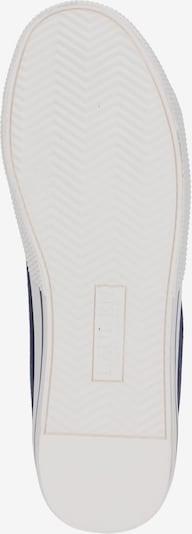Lauren Ralph Lauren Sneakers laag 'JAYCEE-SNEAKERS-VULC' in de kleur Nachtblauw: Onderaanzicht