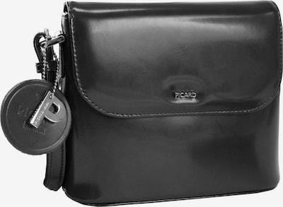 Picard Berlin Umhängetasche Leder 18 cm in schwarz, Produktansicht