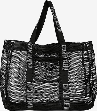 Calvin Klein Swimwear Plážová taška - čierna, Produkt