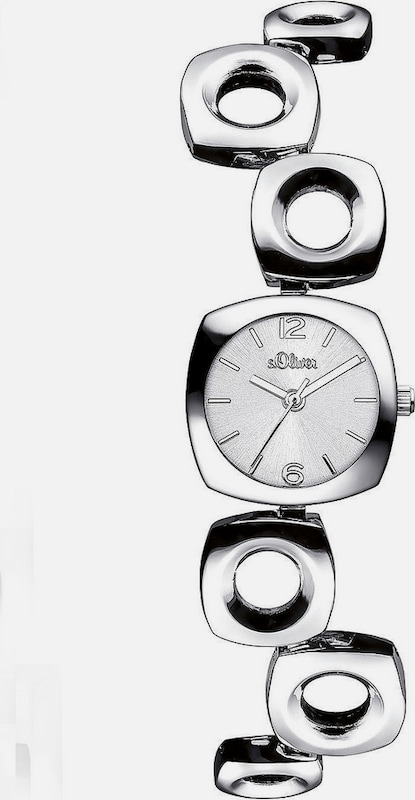 "s.Oliver RED LABEL Armbanduhr, ""SO-3005-MQ"""
