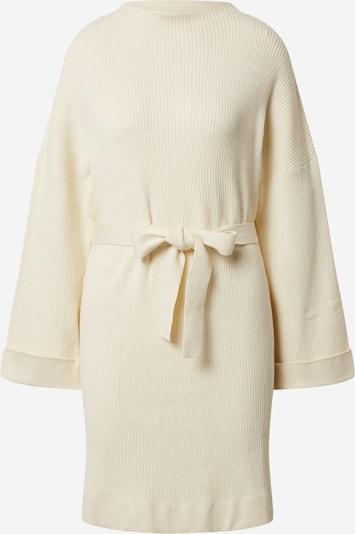 Megzta suknelė 'Nata' iš EDITED , spalva - smėlio / kremo / balkšva, Prekių apžvalga