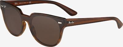 Ray-Ban Sonnenbrille 'BLAZE METEOR' in braun, Produktansicht