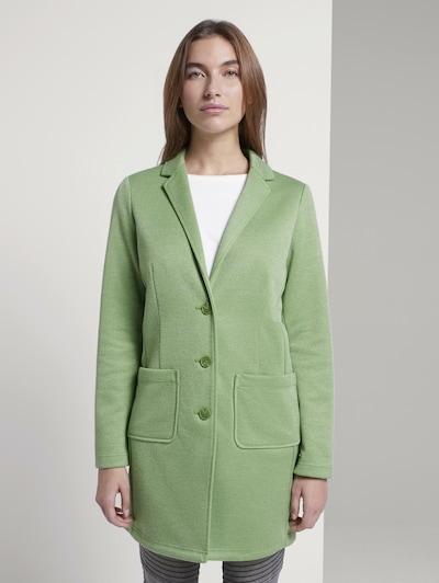 TOM TAILOR Mantel in grasgrün, Modelansicht