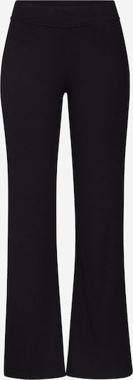 Noisy may Leggings 'NMMOX NW FLARED LEGGING' in schwarz, Produktansicht