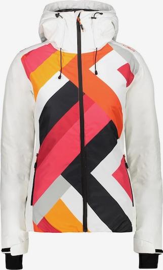 CMP Skijacke in mischfarben / weiß, Produktansicht