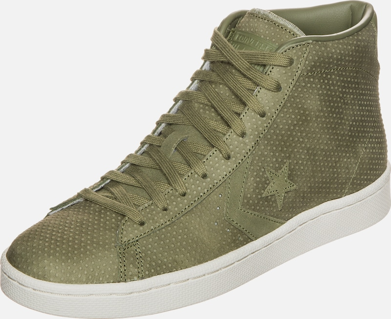CONVERSE | 'Pro Leather 76 Lux Leather Mid' Sneaker