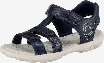 GEOX Sandalen 'Cuore' in nachtblau, Produktansicht
