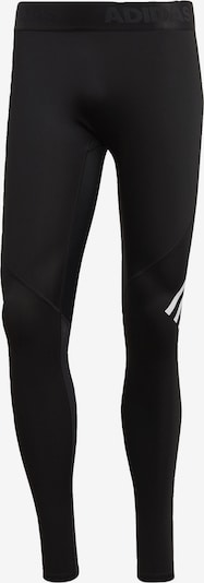 ADIDAS PERFORMANCE Tights in schwarz / weiß, Produktansicht