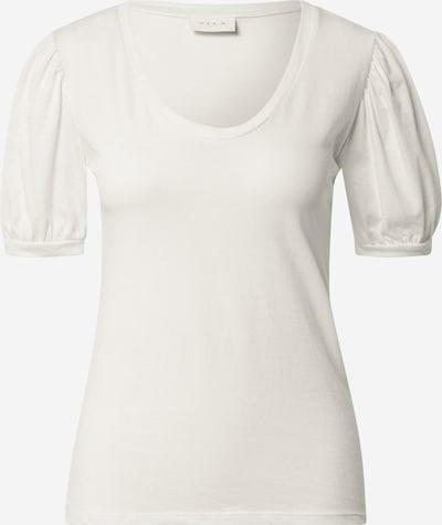 VILA T-shirt 'VISUS BALOON' en blanc cassé, Vue avec produit