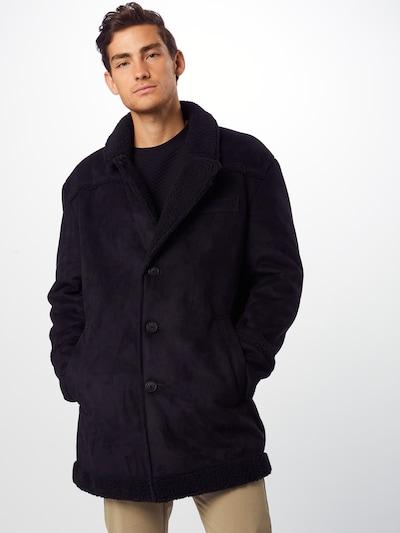 DRYKORN Mantel 'SUNT_S' in schwarz, Modelansicht