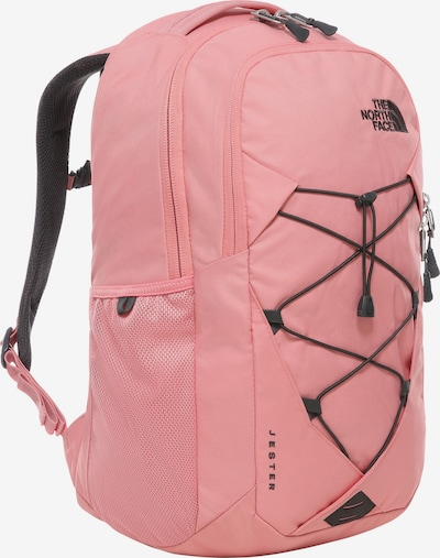 THE NORTH FACE Rucksack 'Jester' in rosé / schwarz, Produktansicht