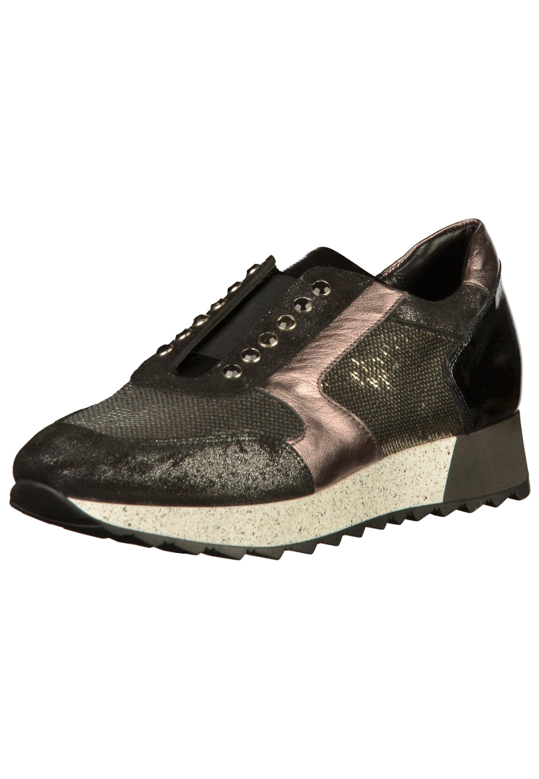 RosegoldSchwarz Mot clè Mot Sneaker In vm8Nn0w