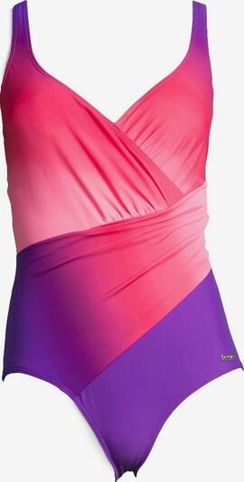 LASCANA Stahovací plavky - bobule / tmavě fialová / světle růžová / tmavě růžová, Produkt