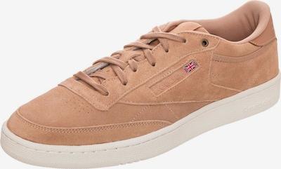 Reebok Classic Sneaker 'CLUB C 85 MCC' in hellbraun / weiß, Produktansicht